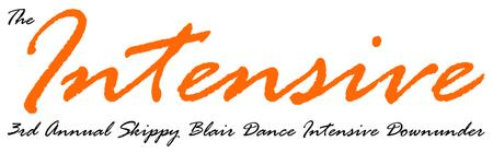 The Intensive: 3rd Annual Skippy Blair Dance Intensive Downunder...
