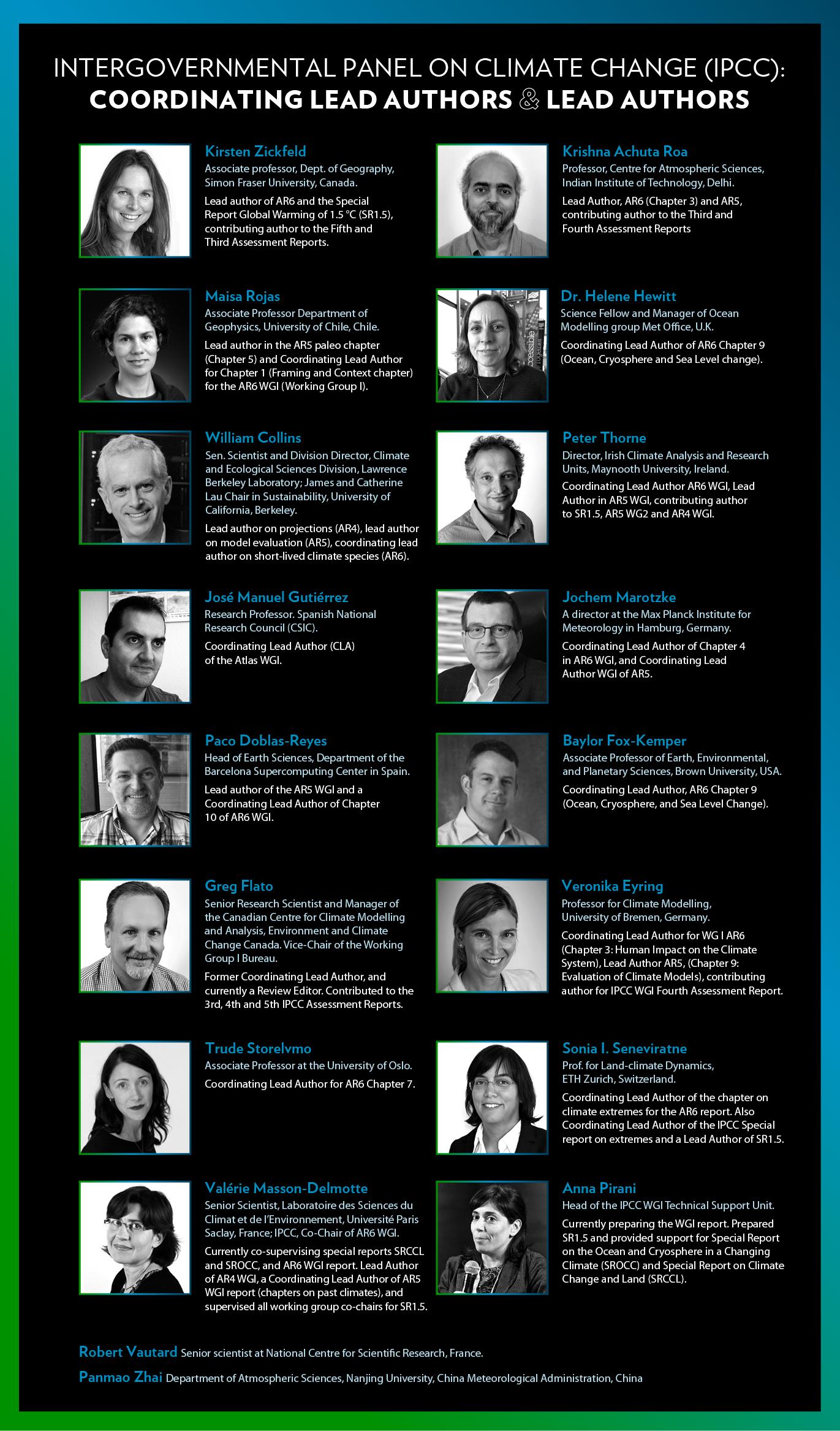 IPCC Participants