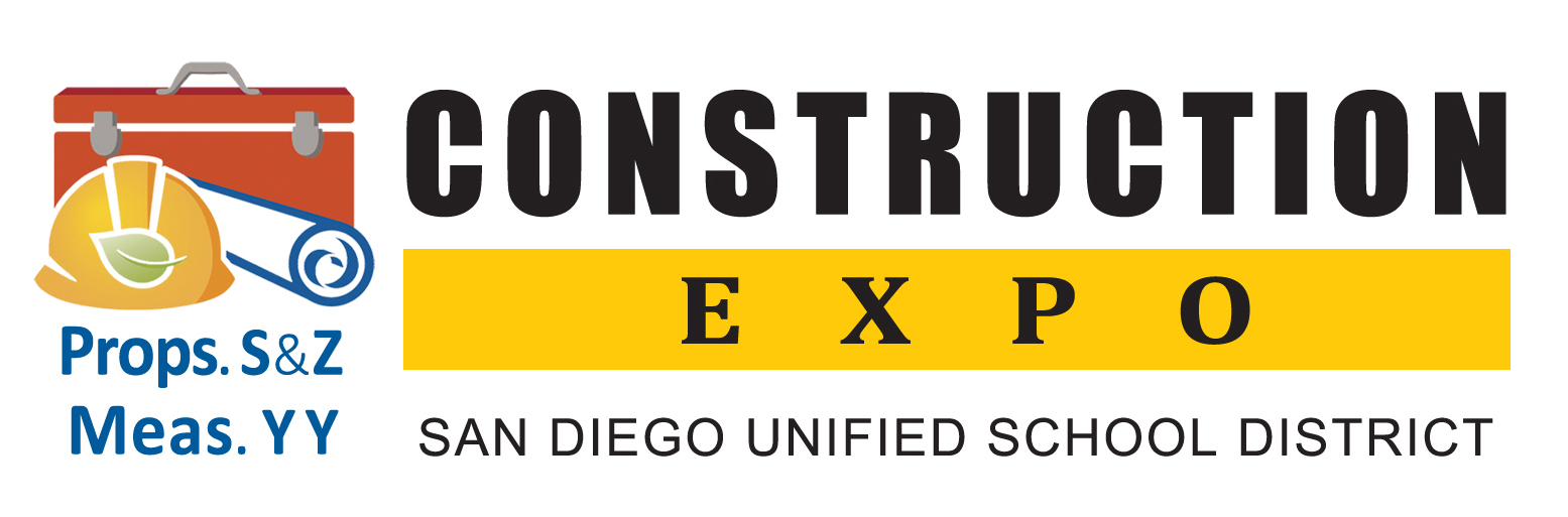 SDUSD Construction Expo 2019 Logo