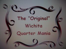 Quarter Mania with Brandy Logo