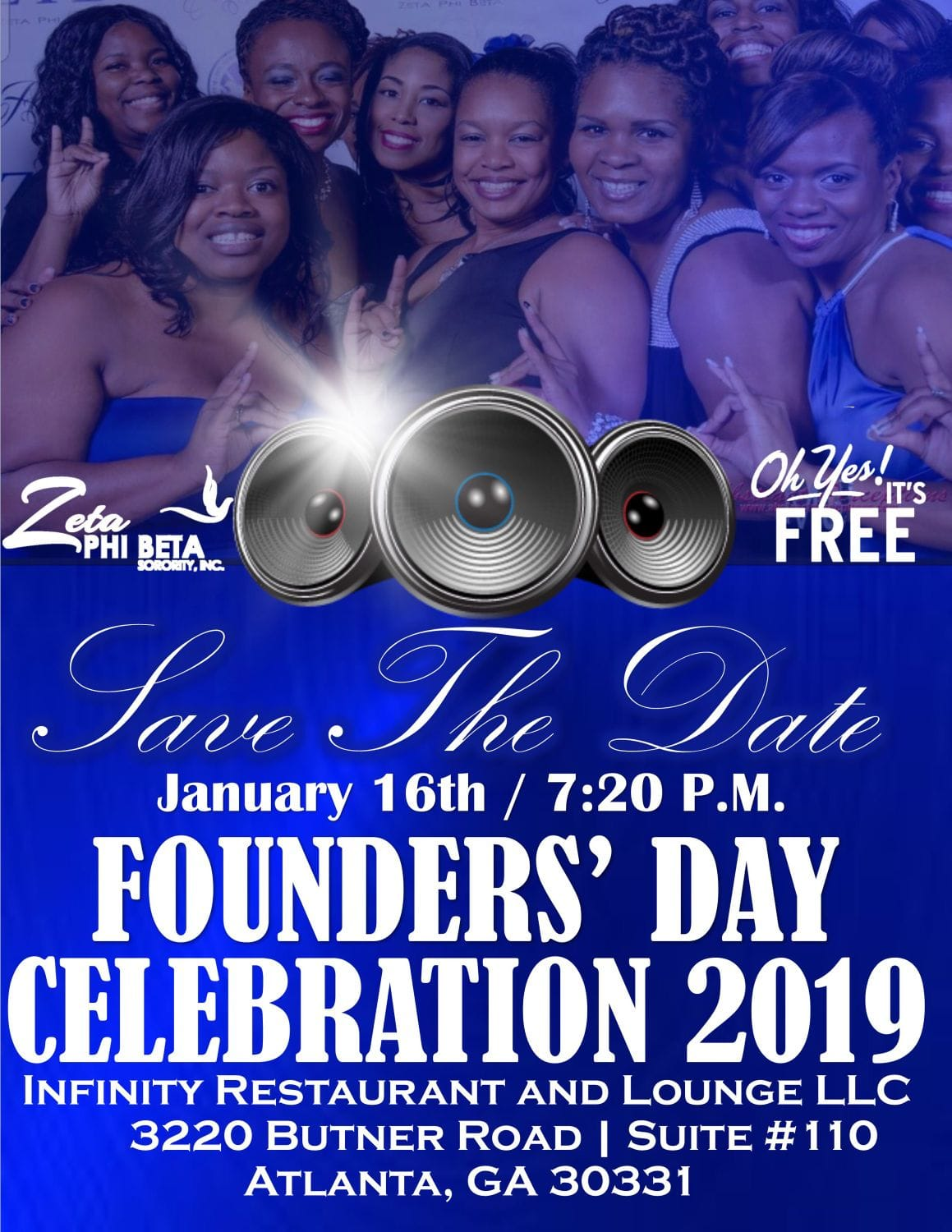 2019 Founders' Day Celebration