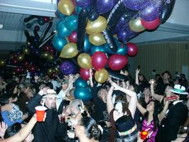 big new years eve balloon drop
