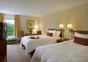 Hampton Inn Charlotte - Feb 28-March 3, 2013