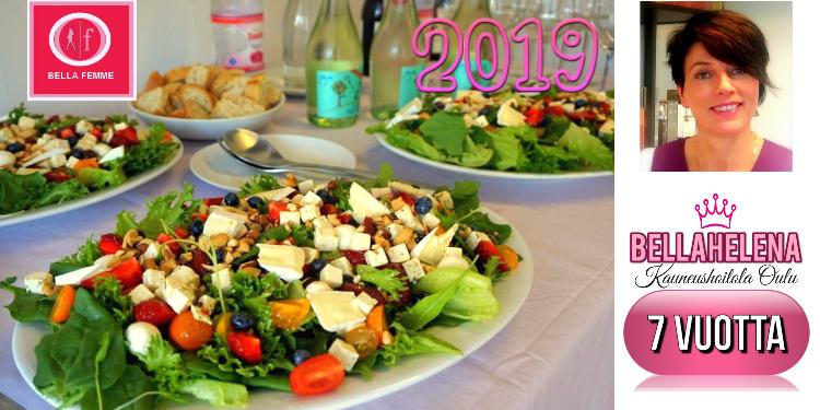 BellaFemme Event Photo 2019 Salaattia