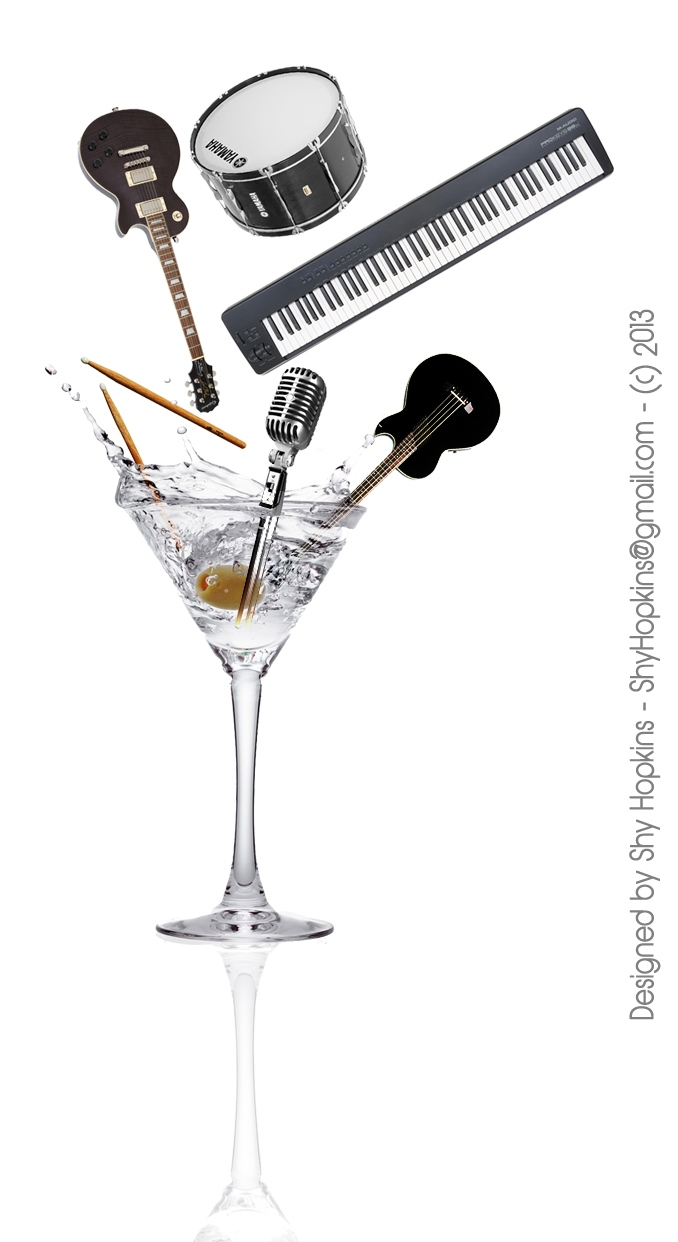 MusicMartini - Shy Hopkins © 2013