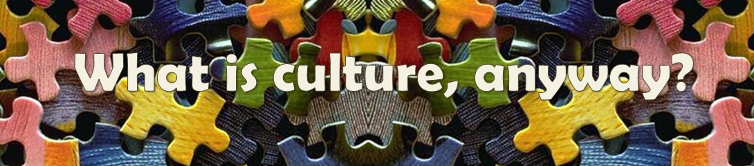 What is culture, anyways?