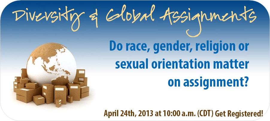 Diversity & Global Assisnments