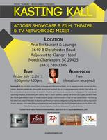Kasting Kall Actors Showcase and Film,Theater,TV Industry Mixer
