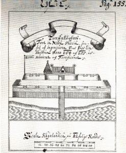 Fort Casimir Site/aka Fort New Amstel/aka Fort Trefalddighet
