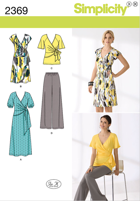 Butterick 5737 Pattern