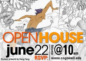 Cogswell College Open House - June 22