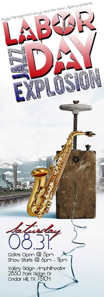 Labor Day Jazz Explosion Eventbee