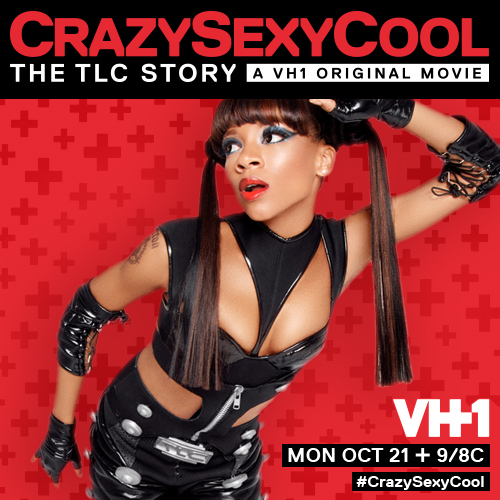Lil Mama in Crazy Sexy Cool: The TLC Story