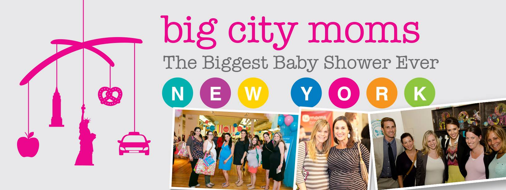 big city moms biggest baby shower nyc spring 2015 upout