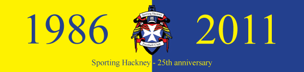 Sporting Hackney 25th anniversary