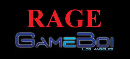 RAGE & GAMeBoi NYE (18+) AfterHours