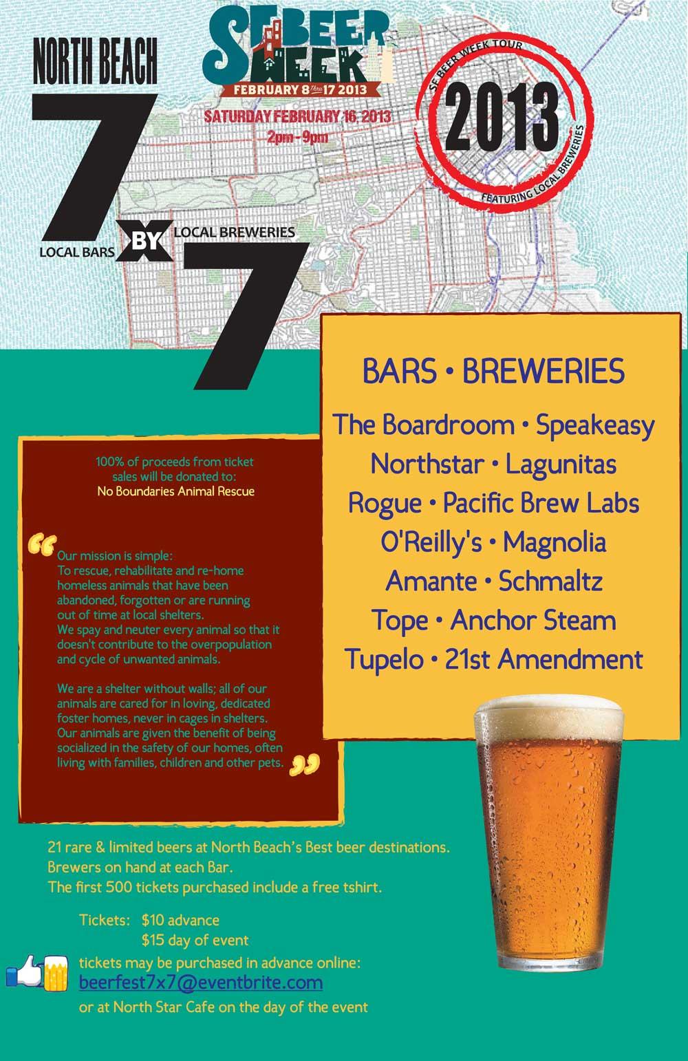 Beer week poster
