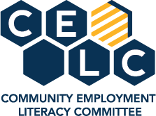 Community Employment & Literacy Committee Logo
