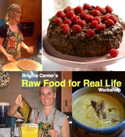 Brigitte Center / Raw Food Living Diet