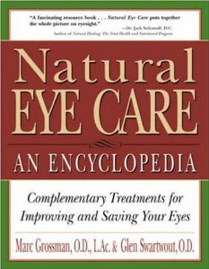 Natural Eye Care cover