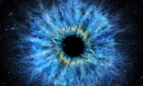 Cosmic Iris