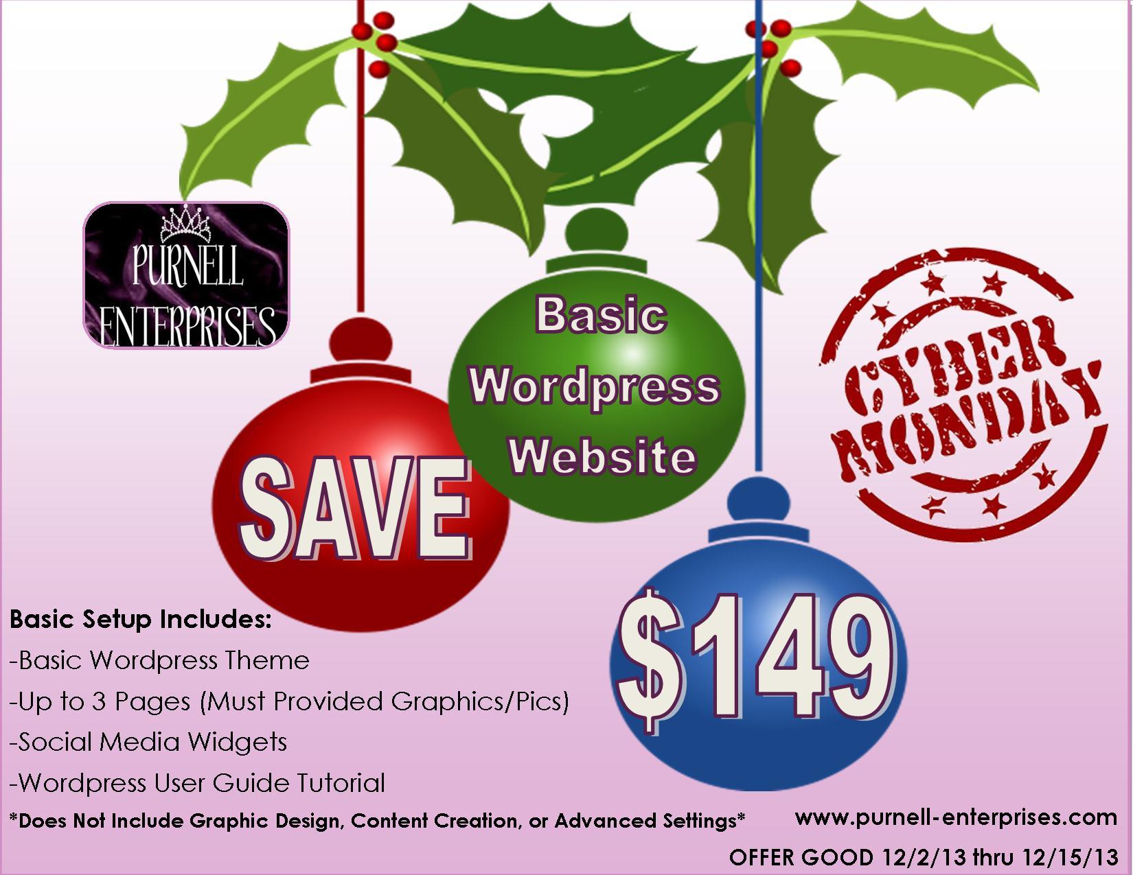 PE Cyber Monday Sale