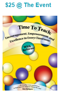 Time To Teach - Book Recommendation