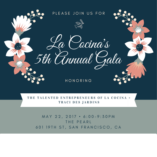 La Cocina 5th Annual Fundraising Gala In Honor Of Traci