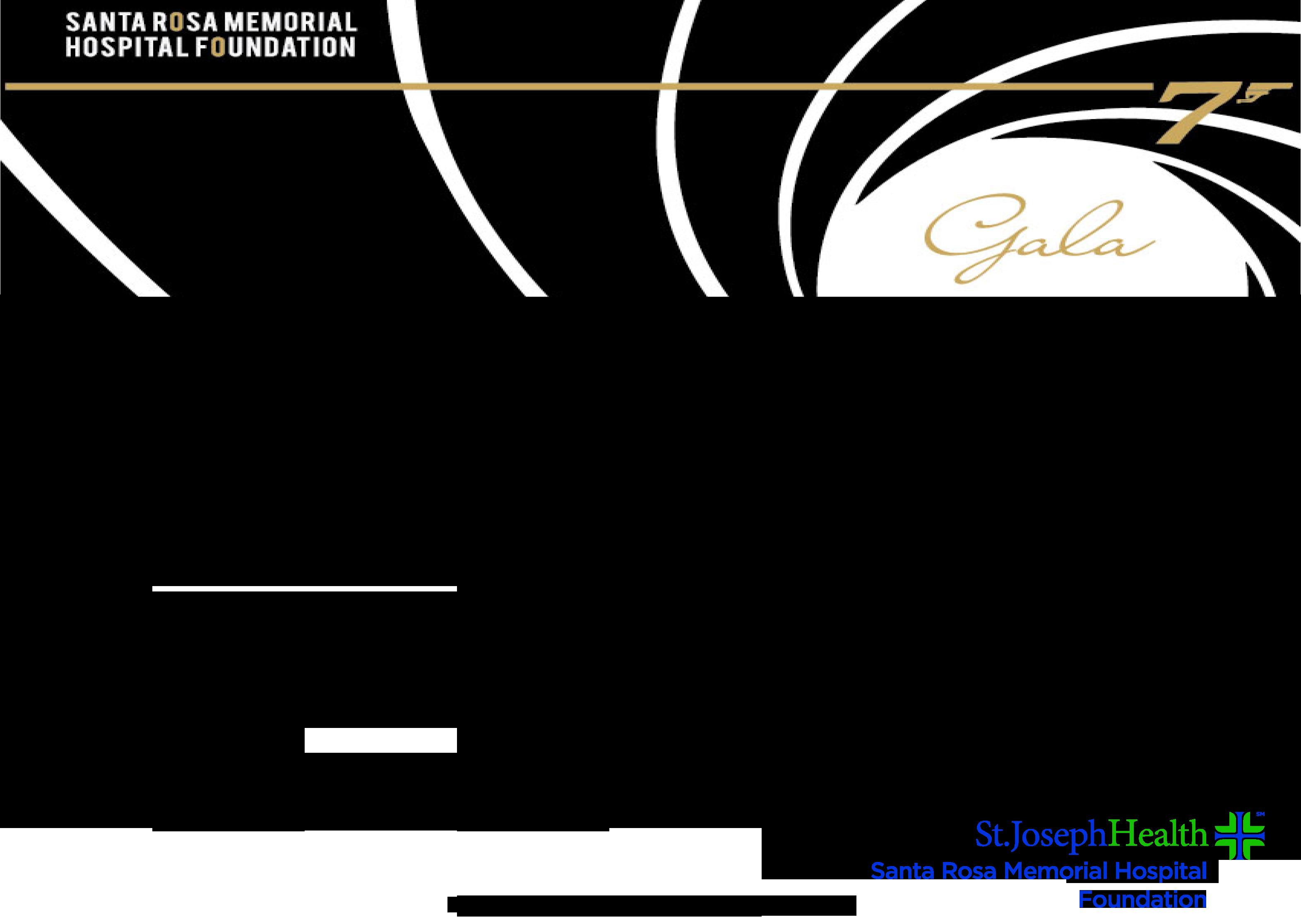 2017 Gala Sponsor Levels