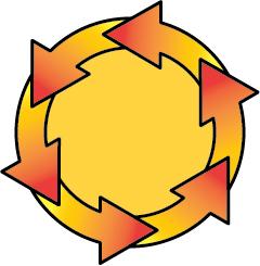 Arrow Sun Logo