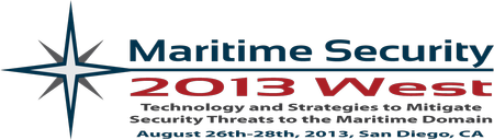 Maritime Security 2013 West Workshop and Exhibition