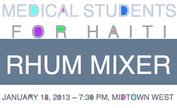 Rhum Mixer Promo Image