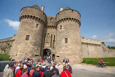 groupe seniors château de Guérande