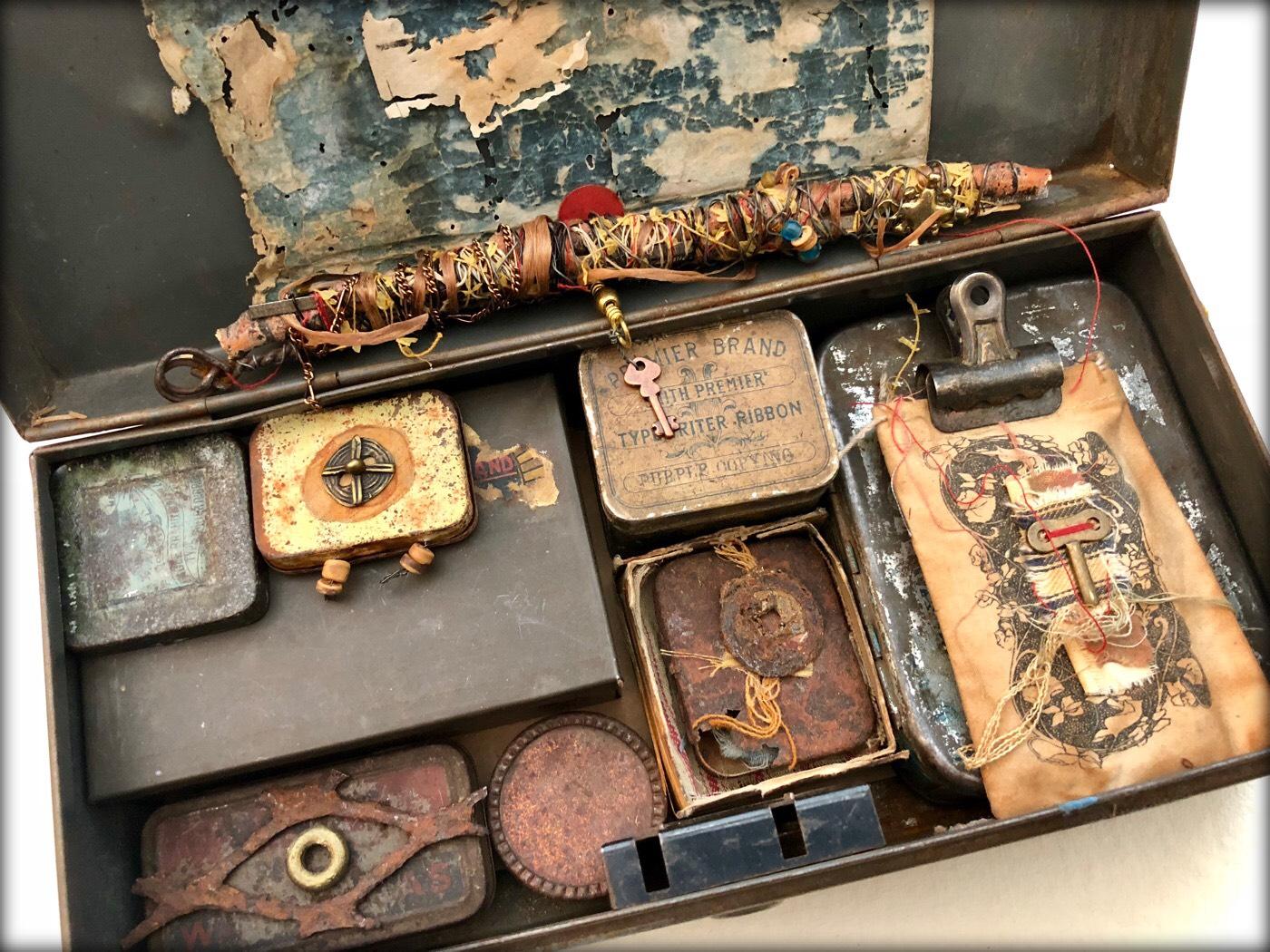 Seth Apter Bento Box