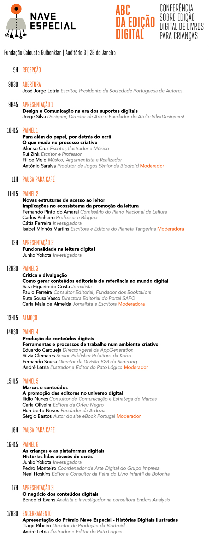 Programa ABC da Edição Digital