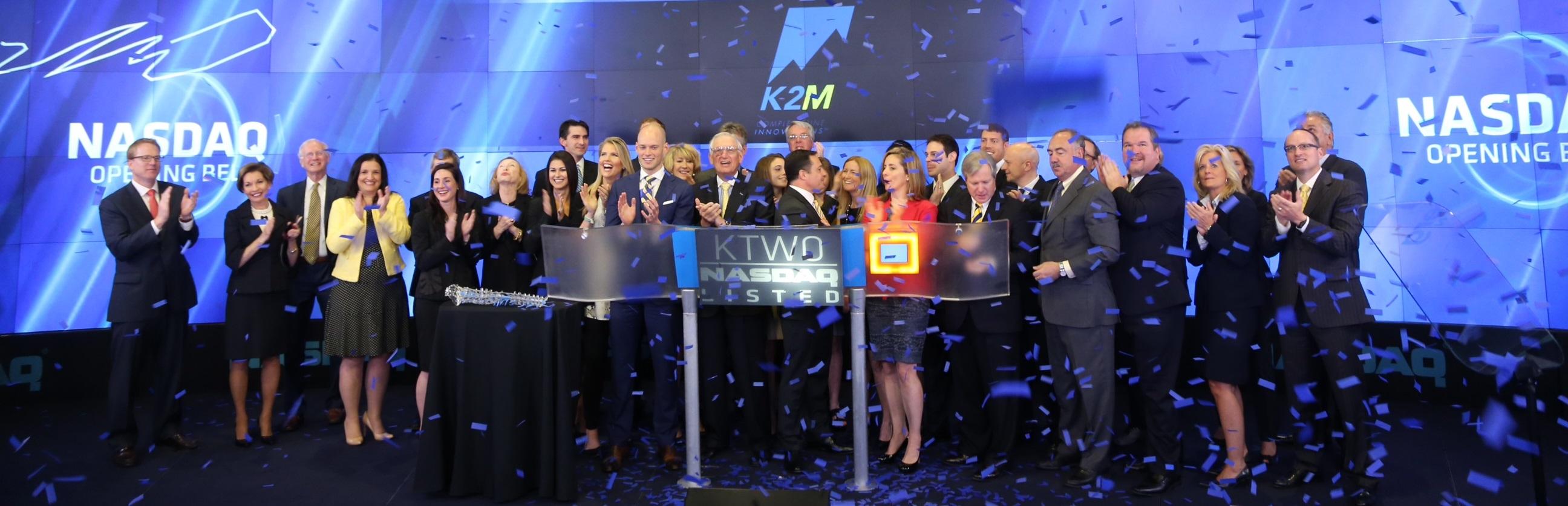 K2M Inc. NASDAQ IPO
