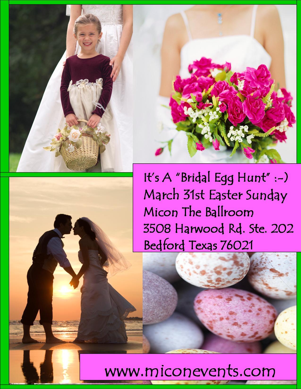 bridal egg hunt
