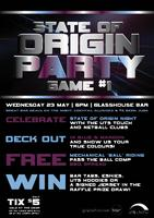 Official UTS State of Origin Party