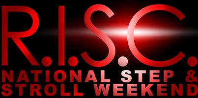 RISC - National Step/Stroll Weekend