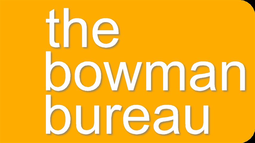 The Bowman Bureau Logo