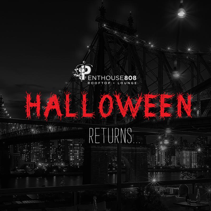 Halloween Returns... Penthouse808 Rooftop Tickets, Sat, Oct 28 ...