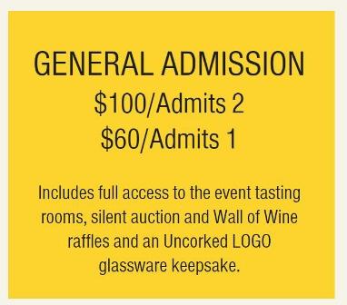 General Admission $100