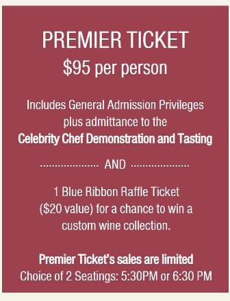 Premier Tickets $95