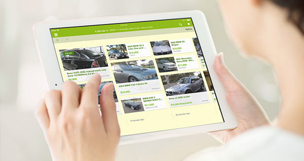 Gumtree App for iPad