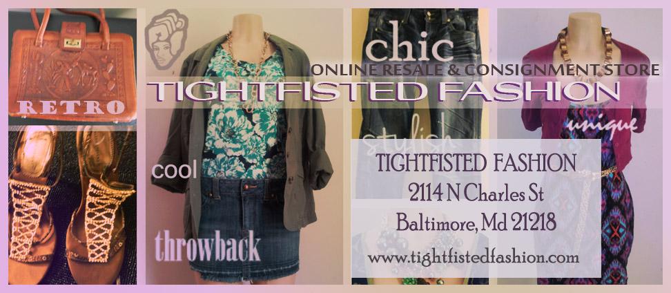 Tightfisted Fashion