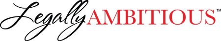 Legally AMBITIOUS logo