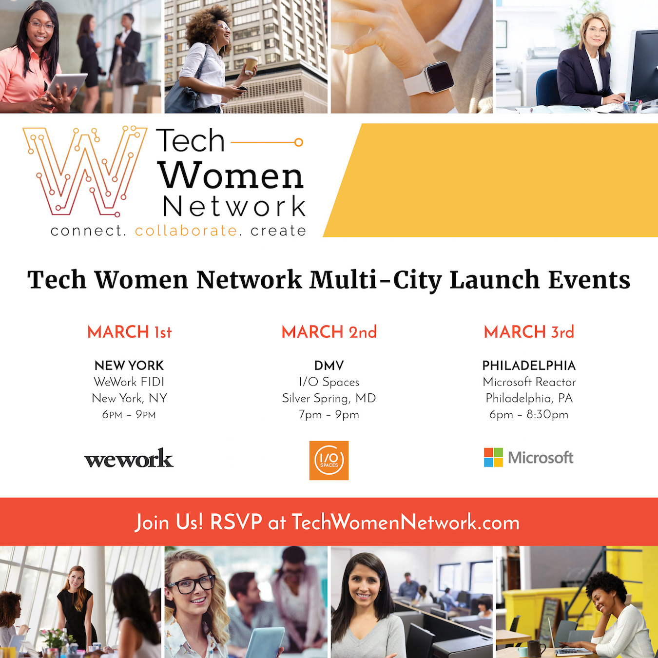 TWN Launch Flyer