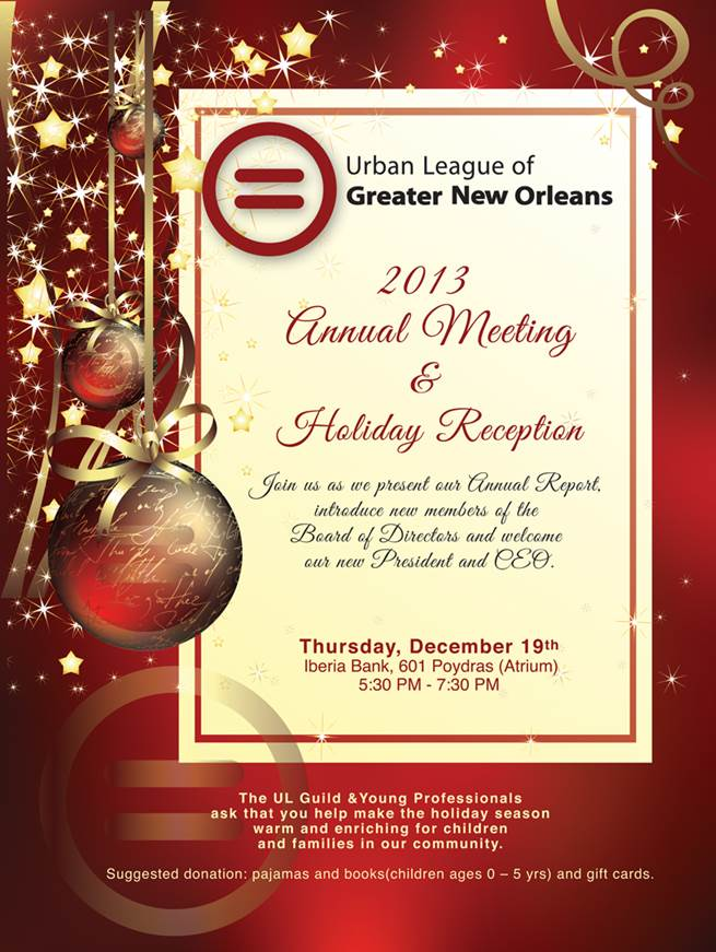 UL Annual Meeting 2013