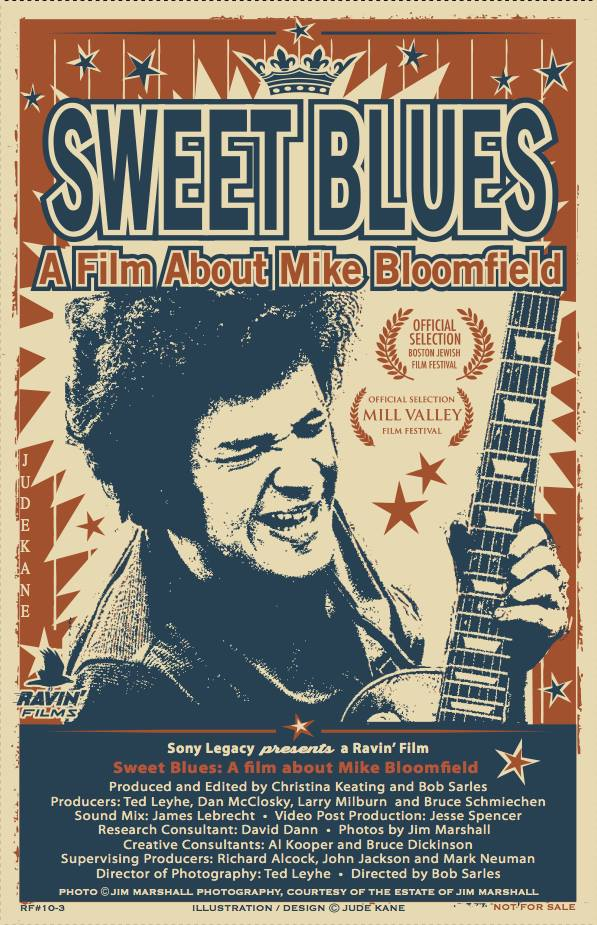 Sweet Blues Poster