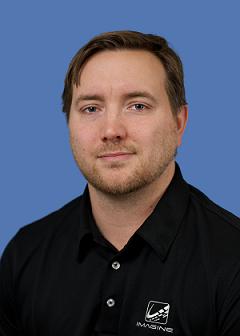 Mark Hudgins, Imagine Products Engineer